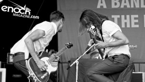 The Maine live at the Vans Warped Tour 2016 in Houston, TX